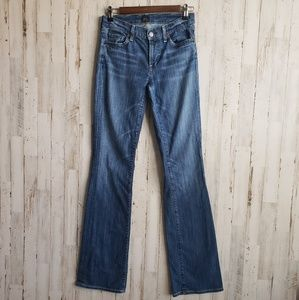 COH Citizens of Humanity High Rise Bootcut Jeans